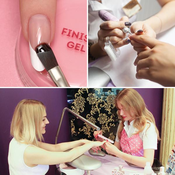 День мастера по наращиванию ногтей