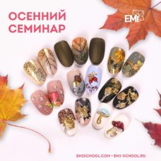 E.Mi — Осенний маникюр (1 день)